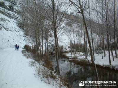 Muriel de la Fuente; excursiones de senderismo; asociaciones de senderismo en madrid